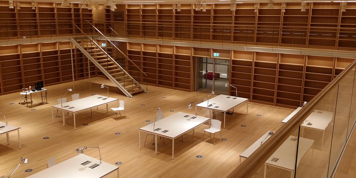 Η Quality Floors Βουργουτζής κατασκεύασε ξύλινα δάπεδα στο Κ.Π.Ι.Σ.Ν.